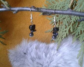 Dark Side Of The Moon designer earrings