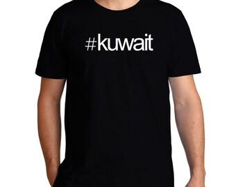 Hashtag Kuwait T-Shirt
