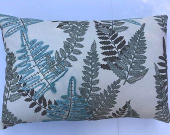 Beautiful Printed Linen Pillow