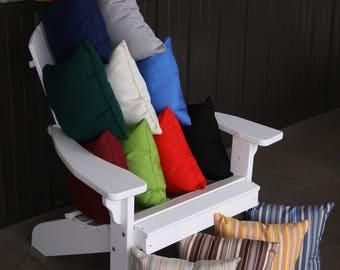 """Outdoor Pillows - Sundown Agora Fabric 15"""" and 20"""" Pillows"""