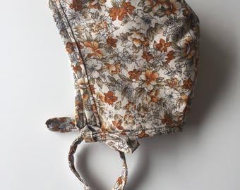 Vintage Floral/Gray Reverse