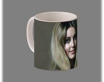 Sharon Tate Coffee Cup #1071