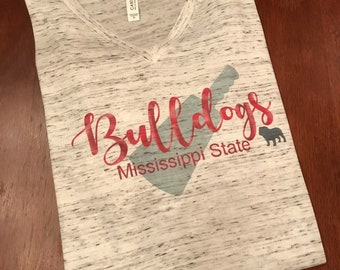 Mississippi State Bulldogs shirt