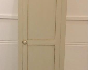 Single Door Painted Cupboard