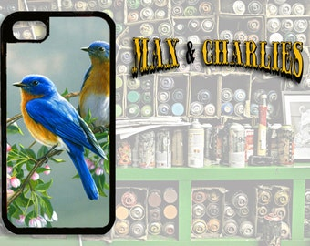 Bluebirds iPhone 6/6+5/5c/4 Case -Samsung Galaxy S3/S4/S5/S6/S6 edge-Phone Cover