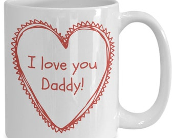 Father-love you daddy