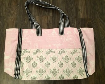 Giant market tote bag