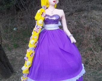Princess Rapunzel Inspired pinata