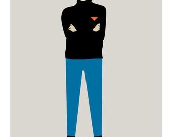 Warhol Print - Different Sizes