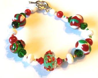 Festive Bracelet