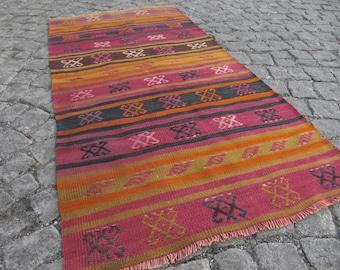 kilim runner , kilim rug runner rug kilims beni ourain rug, turkish rug, moroccan rug, home rug, floor rugs,