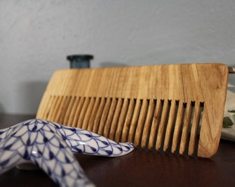 Hardwood Hair Comb