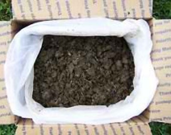 Horse manure 100% natural compost and more