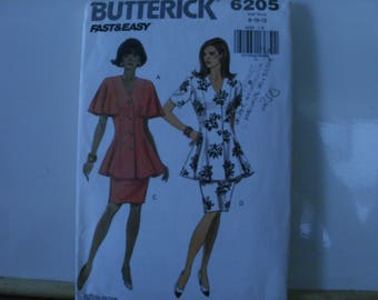 Butterick 6205 fast & easy