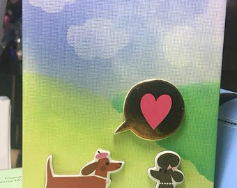 Doggies in Love