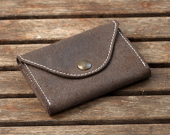 Wallet, Leather Wallet, Minimal Wallet, Mens Wallet