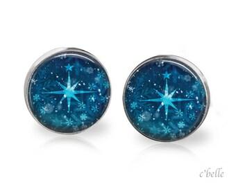Christmas Earrings Winter-27