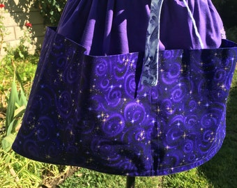 Custom crafters apron for jessica