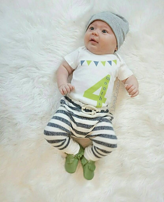 Baby Boy Clothes Baby Girl Clothes 4 Months Old Baby Romper
