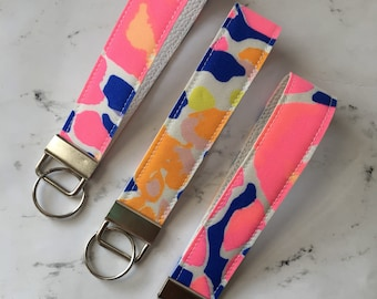 Catch & Release Lily Pulitzer Key Fob