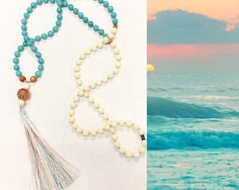 Samudra Traditional Mala Necklace