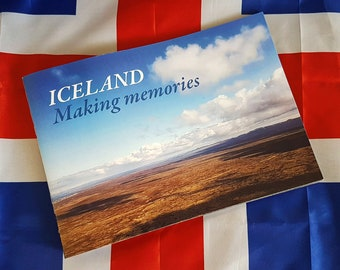 Iceland: Making Memories. Photo book, photography, Iceland, waterfalls, nature, volcanic rocks, lava, rock formations, nature reserve, parks