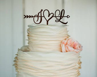 Popular Items For Rustic Cake Topper