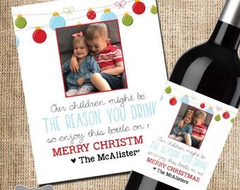 Daycare Provider Gifts, Daycare Provider Christmas Gift, Christmas Gift for Daycare Provider, Nanny Gift, Babysitter Gift, Teacher Christmas