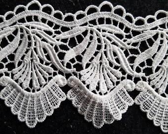 gorgeous guipure lace, 9 cm, syntetic
