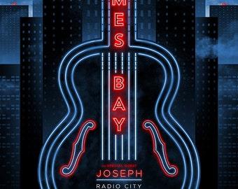 James Bay Radio City Music Hall Poster