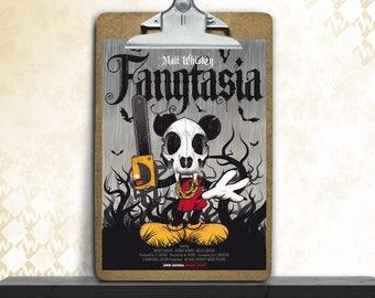 Fangtasia, art print, posters, fine art print, art print, poster, movie, fan art, funny