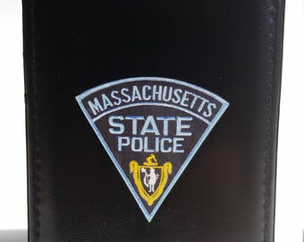 Massachusetts State Police Notebook