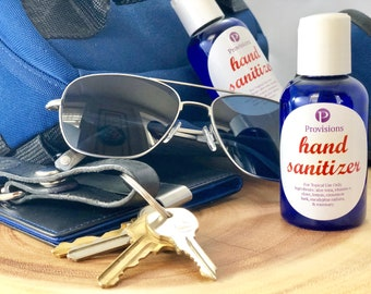 Essential Oil Hand Sanitizer