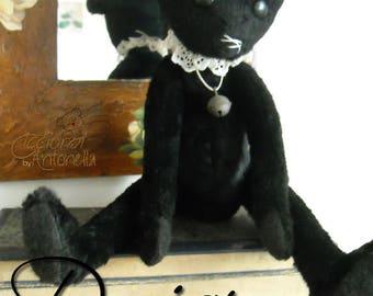 Teddy bear OOAK -DORIAN