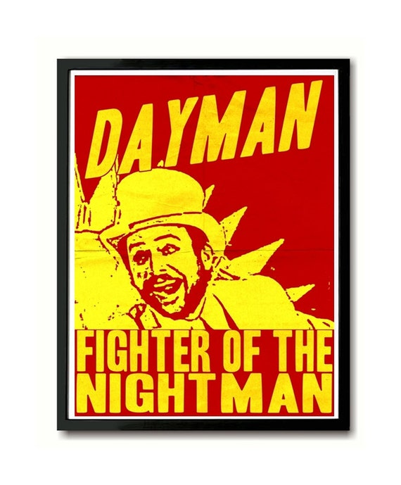 Dayman Wall Art Poster Print Always Sunny In Philadelphia