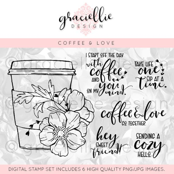 Coffee and Love Collaboration Blog Hop and Giveaway