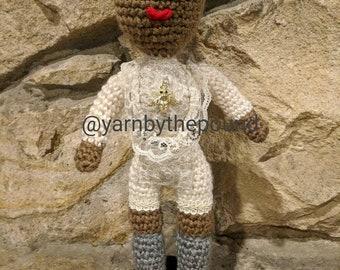 Handmade Beyonce Doll (FWT Balmain)