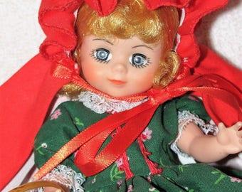Madam Alexander Little Red Ridding Hood
