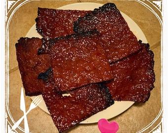 Asian Pork Jerky (Honey) - Singapore Style