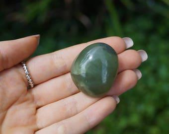 Bowenite - New Jade (30gm, 35mm x 30mm x 15mm)