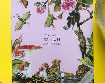 Basic Witch Issue 2