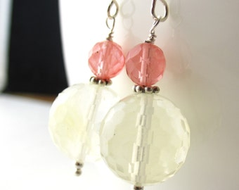 Pineapple and Cherry Earrings