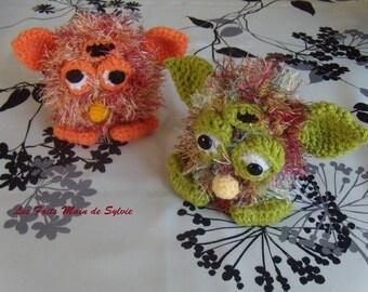 Crochet Furby