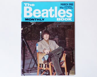 The Beatles Monthly March 1985