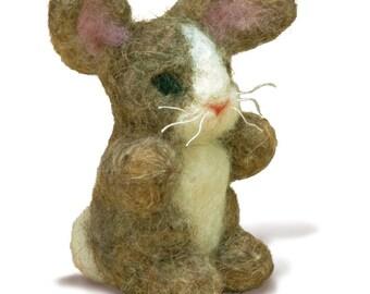 "Bunny Feltworks Needle Felting Kit 3"" x 4"""