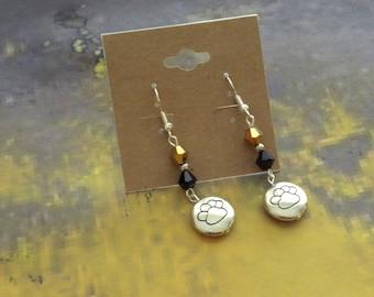 Team Spirit Earrings