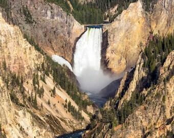 Artist Point - Yellowstone National Park
