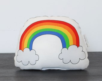 Mini Rainbow Plush Toy