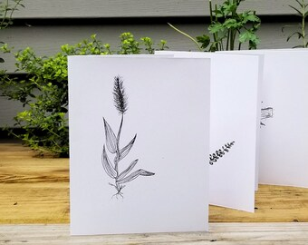WORRY - FOLDED CARDS
