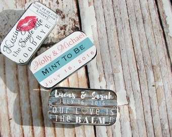 Wedding Favor Ideas - Our Love Is The Balm - Wedding Favors Bulk - Wedding Favor Lip Balm - Lip Balm Favors Wedding - Wedding Favors Rustic